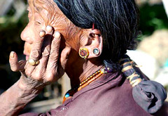 Old Naga women | by Longshim