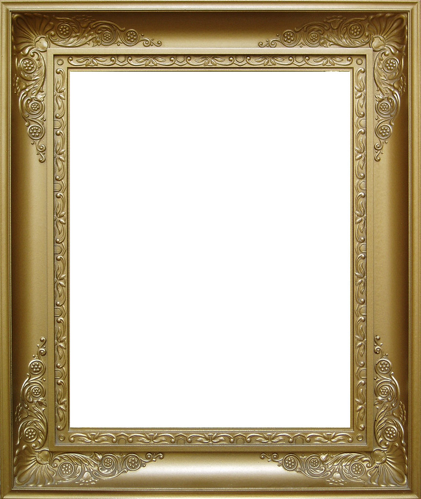 goldener bilderrahmen gold picture frame if you use this flickr. Black Bedroom Furniture Sets. Home Design Ideas