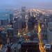Chicago al tramonto - 2