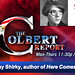 Clay's on the Colbert Report tonight!!!!