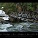 Gorge Bridge East Branch Ausable River