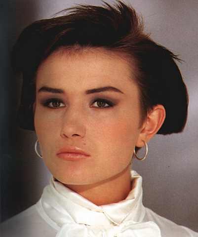 80s Hairstyle 83 Amara Flickr
