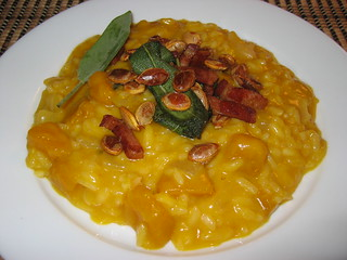 Kabocha Risotto | by Kevin - Closet Cooking