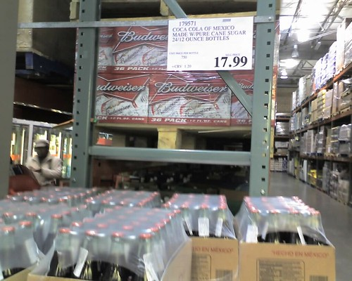 Mexican Coca Cola at Costco - Real Cane Sugar 1 | by AgentAkit