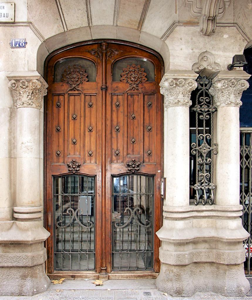 Barcelona aribau 178 d casa torres germans ii 1906 - Casa torres barcelona ...