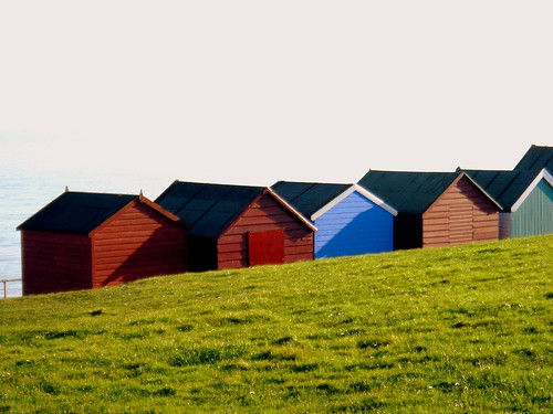 Beach huts | by ::Christine::