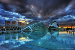 The day that the sky crashed down at the City of Arts and Sciences | by Salva del Saz