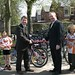 Kevin Brennan MP visits St Cats26