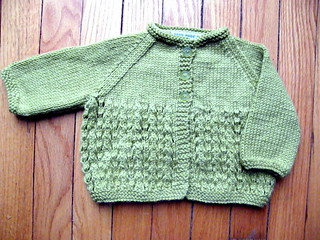 Noa's first sweater | by offroadknitter