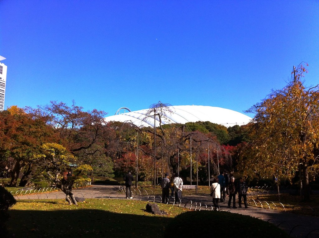 Koishikawa Korakuen Garden_02