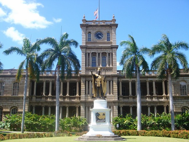 Image result for photos of courthouse in hawaii