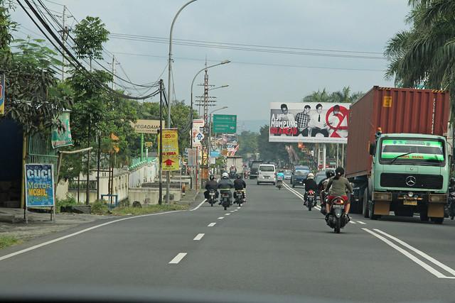 Magelang Indonesia  city photo : Jalan Magelang Java Indonesia | Flickr Photo Sharing!