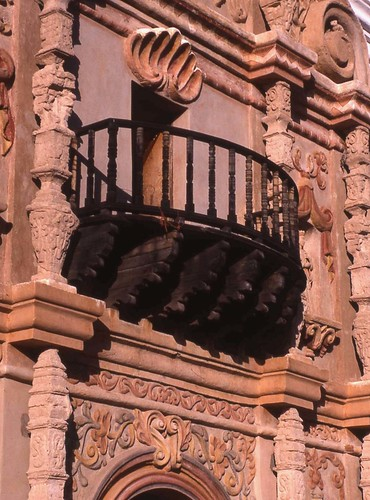 Front Entry Detail, Mission San Xavier Del Bac, Tuscon | by Karl Agre, M.D.