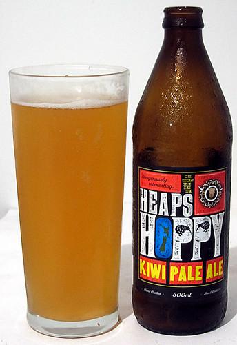 Heaps Hoppy Kiwi Pale