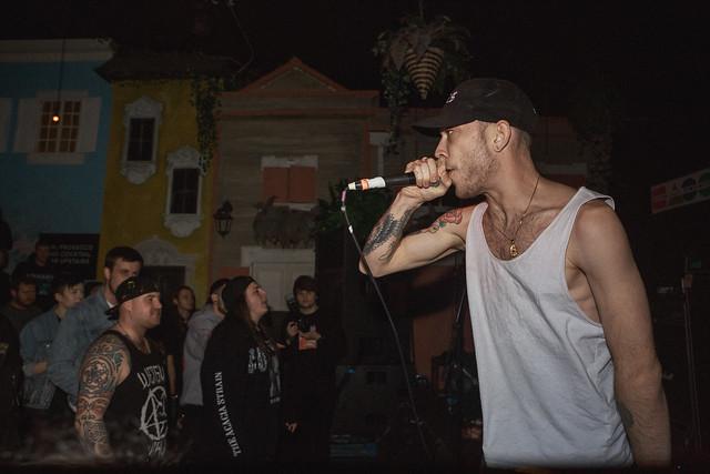 Hellions - Mama Rouxs - 13/02/17 - Birmingham