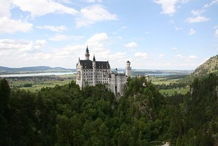 Neuschwanstein castle | by nickf