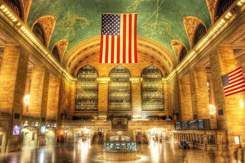 Grand Central Station in New York City: revised | by spudart