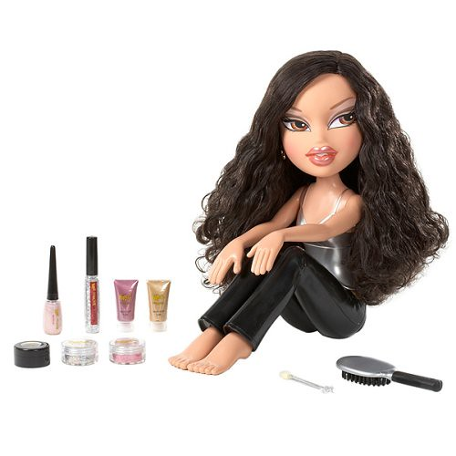bratzmoviestarmakeoverjade buy bratz doll online