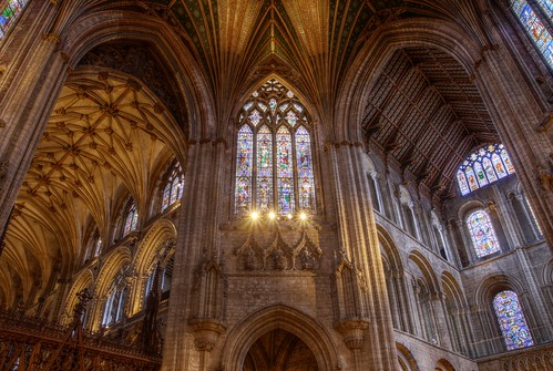 Ely Cathedral Octagon HDR | by edbrambley