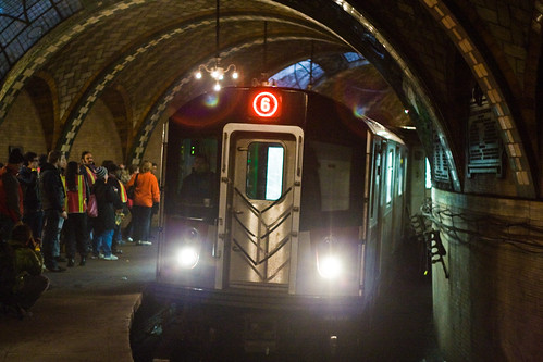 New York City Subway Old City Hall Station | The New York ...