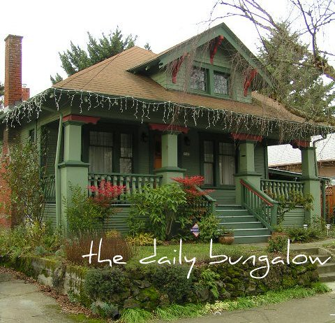 Bungalow Se Portland Hawthorne Neighborhood One Story