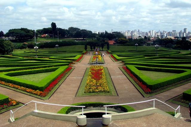 Inspired in French gardens style | Curitiba, Brasil | Ondine Bruch ...