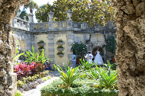 Quot Secret Garden Quot At Vizcaya Miami Fl Marinell Turnage