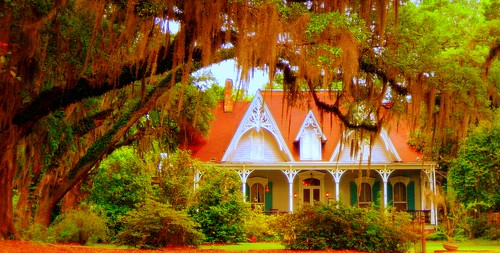 Secret Creole Cottage | by bluecinderella