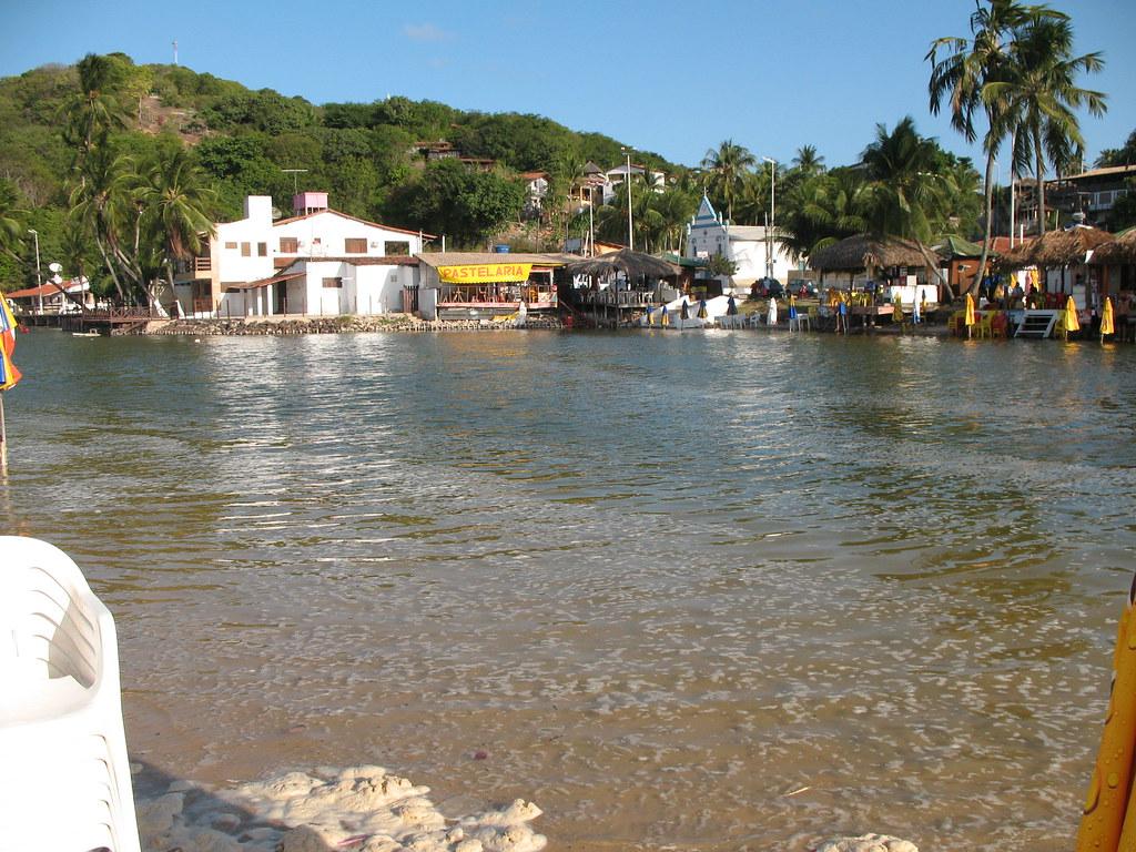 Pipa, Playa del Centro