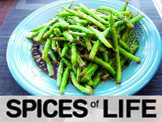 "Quick Bite: Toasted Sesame Green Beans | See the ""Quick Bite ..."