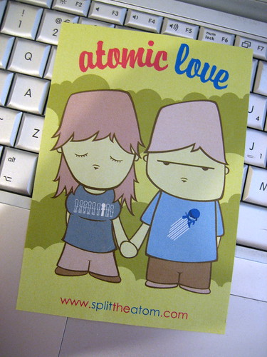 atomic love | by Neil Crosby
