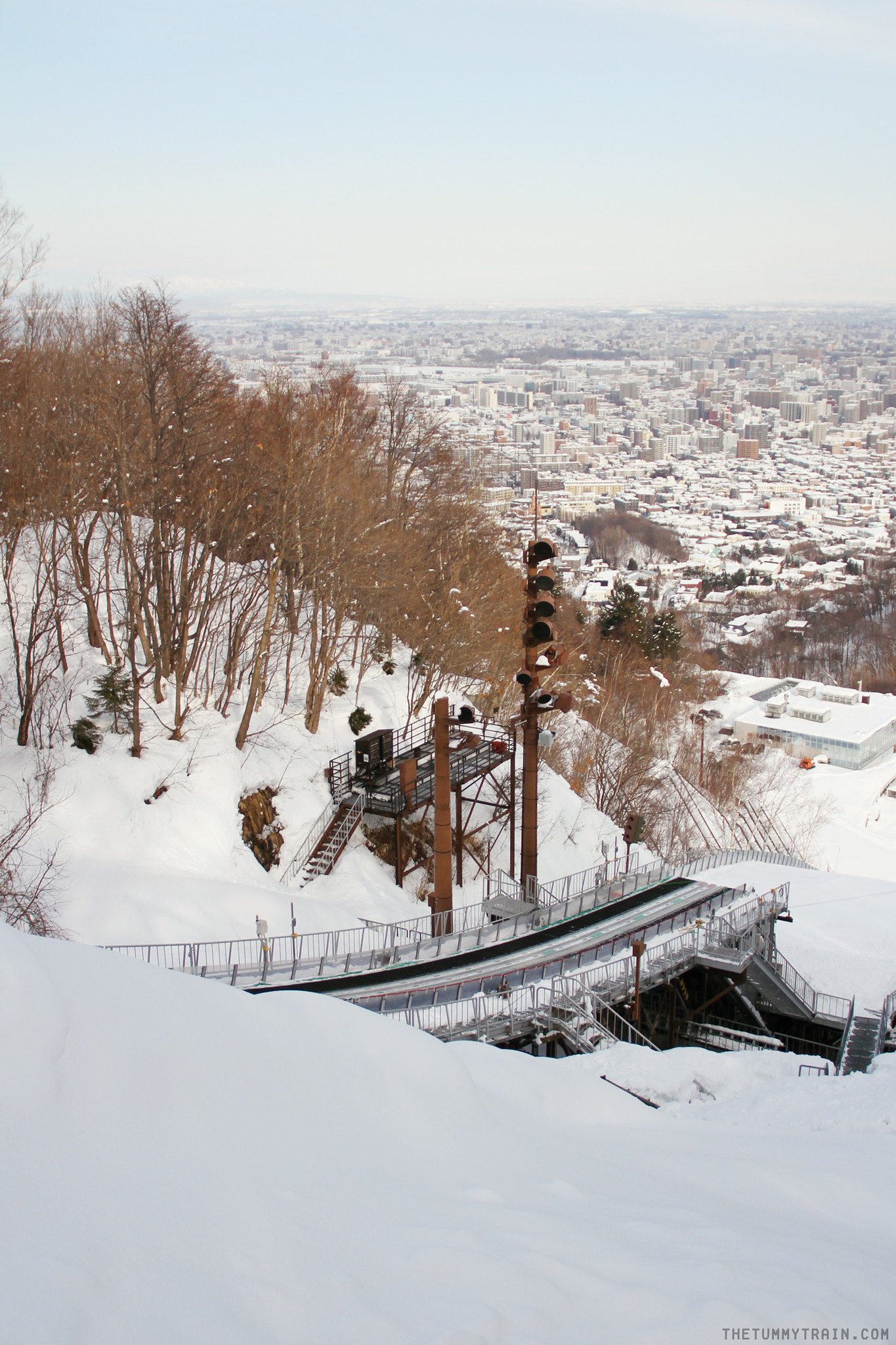 32073894794 fb9db9637a k - Sapporo Travel Diary 2017: Lifting off to the Okurayama Ski Jump Viewing Lounge