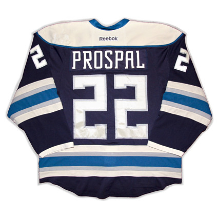 Columbus Blue Jackets 2011-12 B jersey