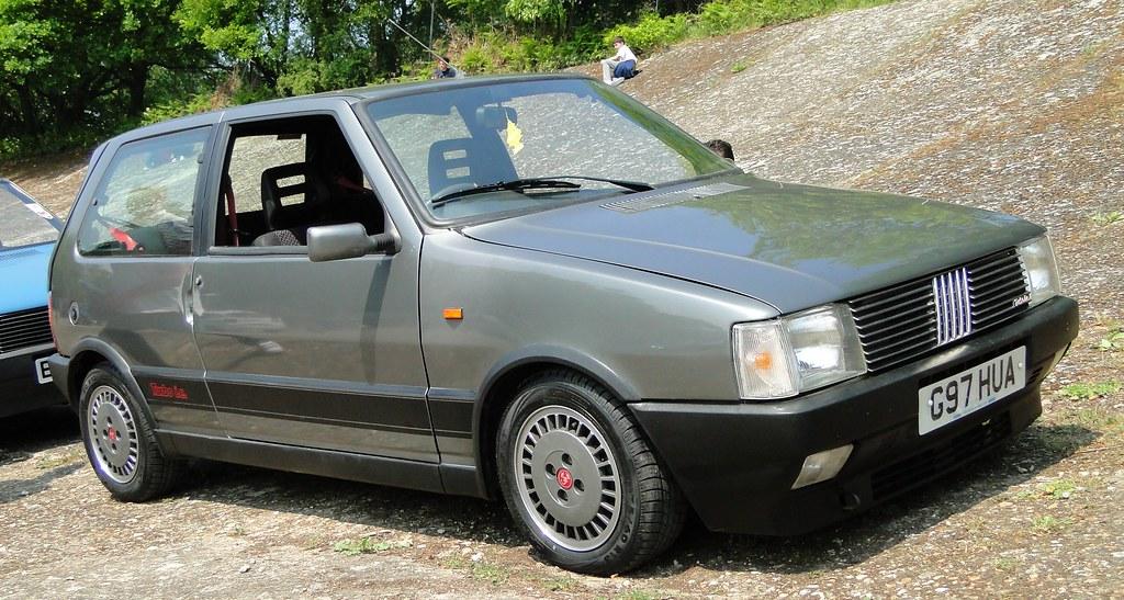 Fiat Uno Turbo Seen At Auto Italia 2011 Charles Dawson Flickr