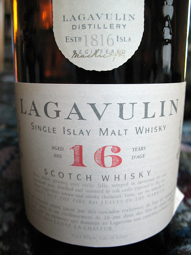 lagavulin | by coco knits