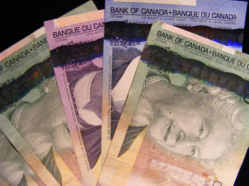 canadian money is pretty | by ~Twon~