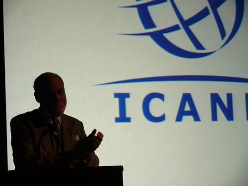 Vint Cerf at ICANN | by veni markovski