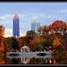 Fall Colors at Piedmont Park