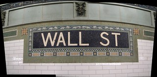 Wall Street subway station | by epicharmus