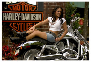 Ms. Harley Davidson Calendar | by shelby wants to be riding
