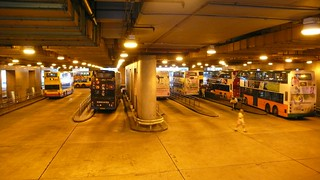 Hong Kong - Central Bus Station | by cnmark