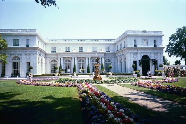 Rosecliff Mansion Newport Ri Jeff Sheehan Flickr