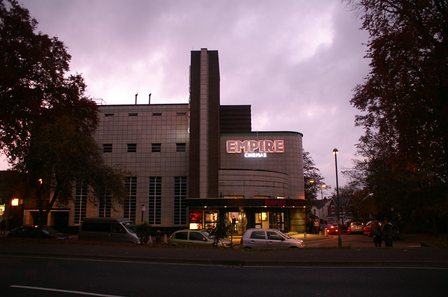 Empire Sutton Coldfield Cinema Car Park Opening Times