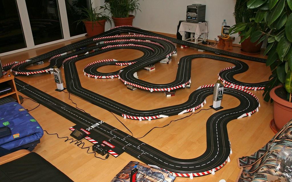 Strecke 3 A Foto Carrera Digital 132 Strecke Ca 36