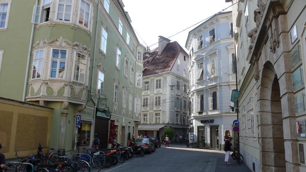 Enkelt Graz gratis