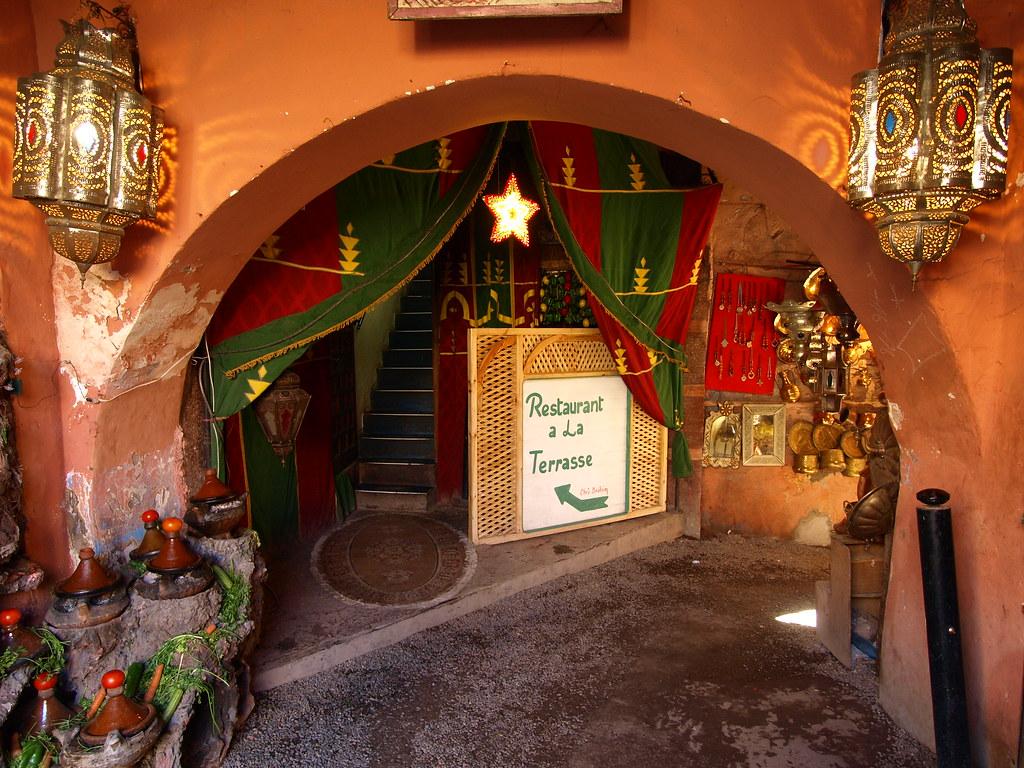 Marruecos-Marrakech