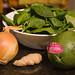 Chicken tinola: ingredients