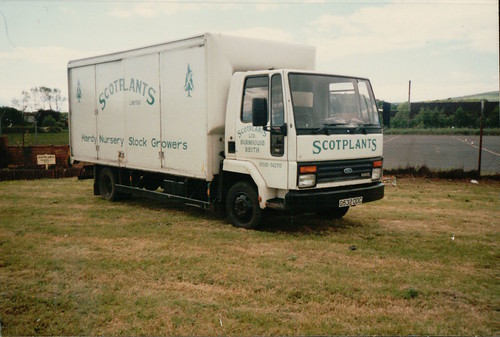 ford cargo 0813 the first lorry i drove jim mclaren. Black Bedroom Furniture Sets. Home Design Ideas