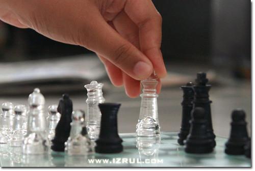 Yahoo Online Chess Room