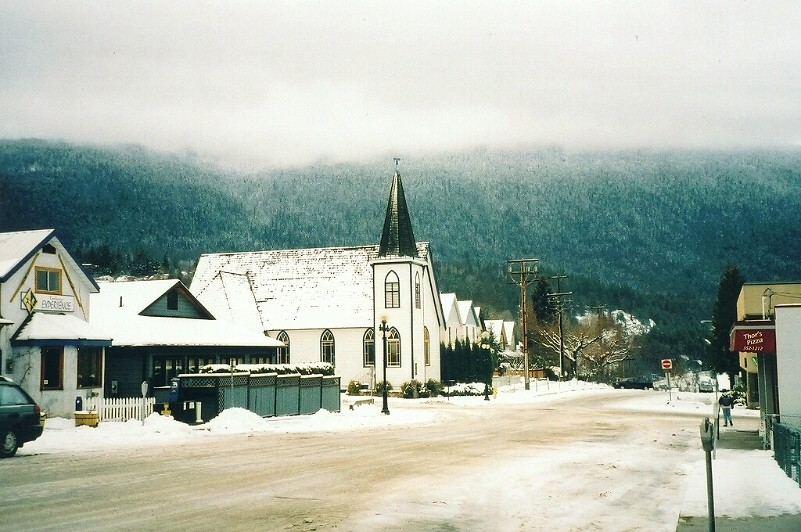 Nelson, BC, Canada | Winter in the Rockies, Nelson ...